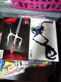 Daredevil #324 & 325 Fall from Grace Chapter 5& Finale