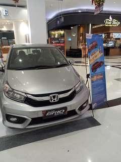 Cuci gudang Honda Brio Satya e m/t silver!!!!!