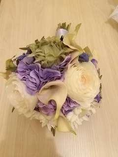 結婚新娘花球 wedding flower bouquet