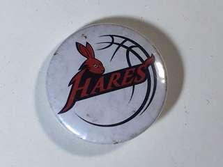 🚚 Hares 原創徽章