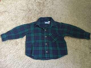 Spruckets Plaid Polo
