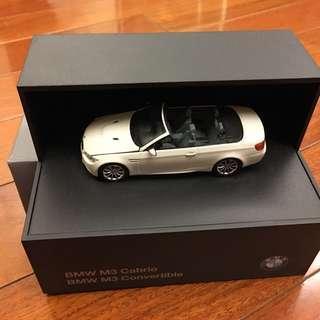 BMW M3模型車