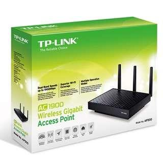 TP-LINK AC1900 Wireless Extender &  Access Poin