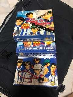 The Prince of Tennis VCD Volume 01-104