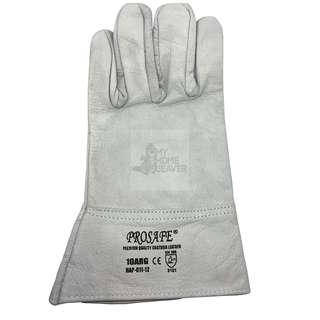 BN Grey Argon Gloves - 12""