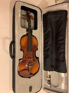 1/2 sized violin for sale