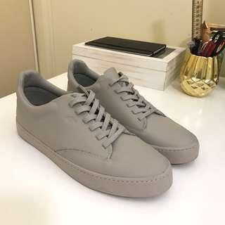 Boxfresh Smooth Grey Sneakers - US 11