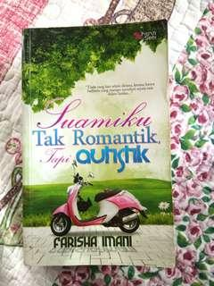 Suamiku Tak Romantik Tapi Autistik - Farisha Imani #NEW99