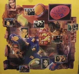 "PolyGram LaserDisc ""Video Wave 2"" 1993 寶麗金1993年出品雜錦英文歌LD影碟"