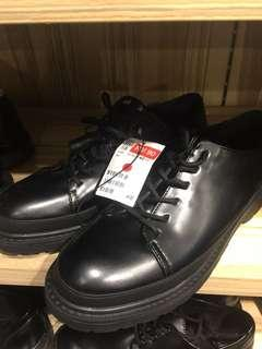 H&M Black Shoes