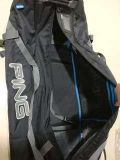 PING large golf travel bag