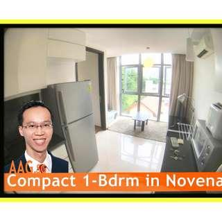 Budget 1-Bedroom Whole Unit for Rent in Novena!