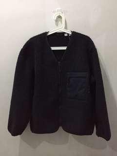 Jacket Sherpa Uniqlo U