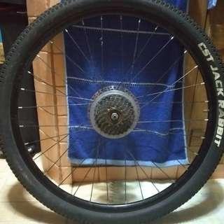 "26"" Mtb Wheel (URGENT)"