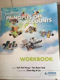 Principles Of Accounts (POA) Workbook