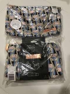 Bnwt - Jujube Rose Colored Glass Be Quick / Be Set (retail! No bundles!)