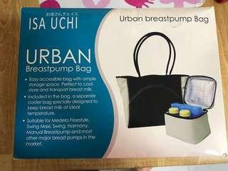 Brand New ISA UCHI Urban Breast Pump Bag