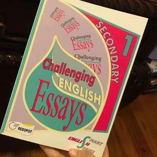 english essays guide book