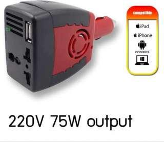 🚚 car charger for laptop