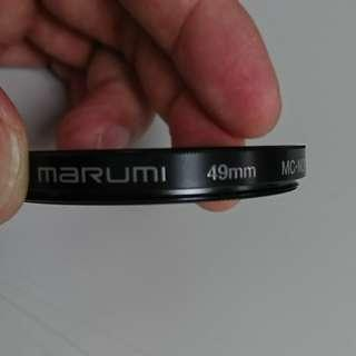 MARUMI 49mm MC-NORMAL 保護鏡