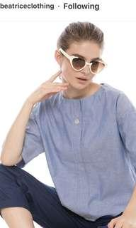 Cotton Blouse by Beatrice Clothing