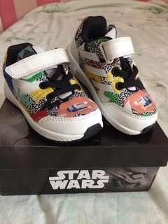 Adidas Star Wars LIMITED EDITION size 21