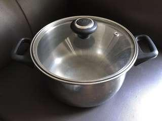 Meyer stainless steel pot