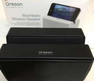 「出售物品」Oregon Boombero wireless speaker (黑色)