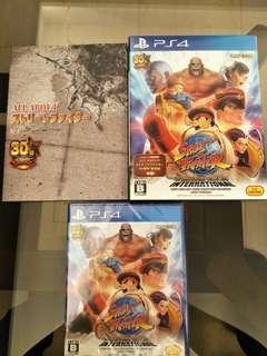🚚 Street Fighter 有12個遊戲
