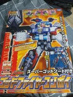 Takara Tomy - Optimus Prime God Fire Convoy Transformers