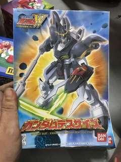 Gundam Deathscythe : mobile suit xxxG-01D