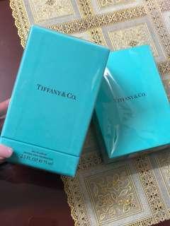 全新現貨Tiffany & Co. 75ml香水送notebook