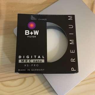 B+W XS-Pro 62mm Filter
