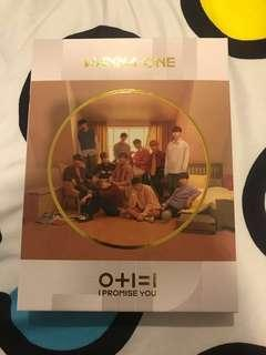 Wanna One Album -I Promise You- #MY1212
