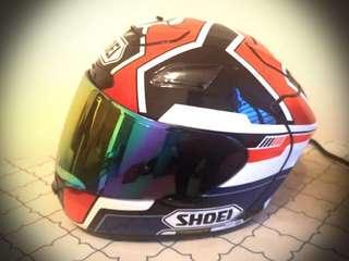 SHOEI Marquez Integral Helmet
