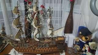 Desktop ancient sailing shil