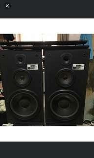 JBL LC-310-1 Floorstanding Speakers Made In USA