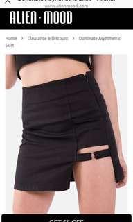 🚚 黑色短裙 #十一月女裝半價