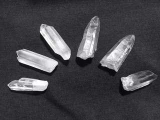6 twin quartz