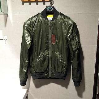 Visvim Bomb Ma1 Jacket