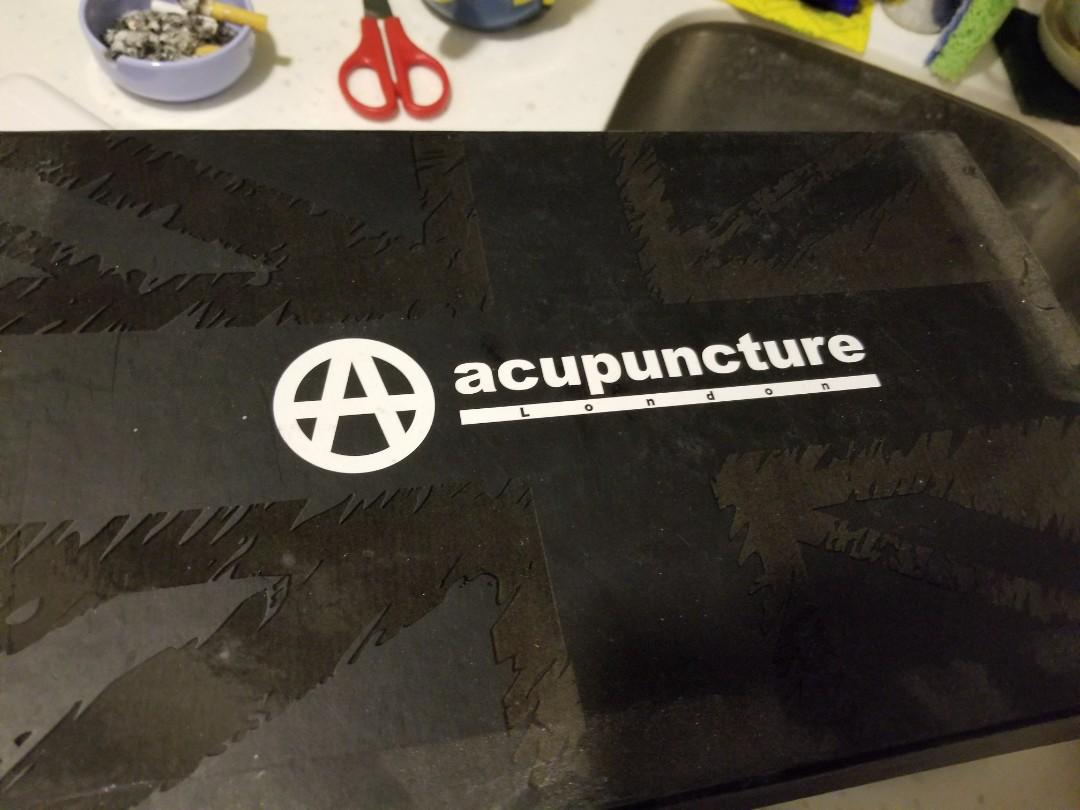 Acupuncture休閒皮鞋leather boots