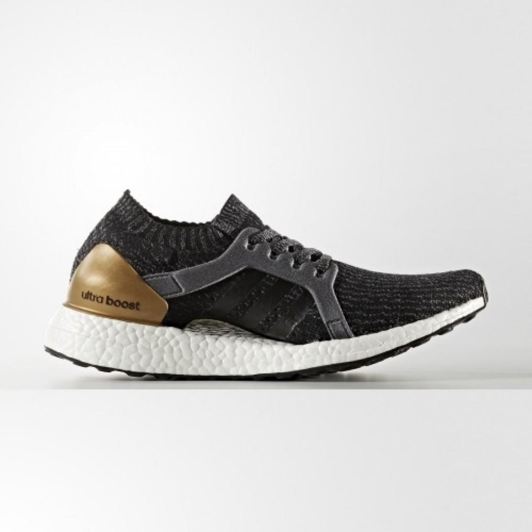 a66a2ec350b56 Adidas Women s Ultraboost X - Black Tactile Gold