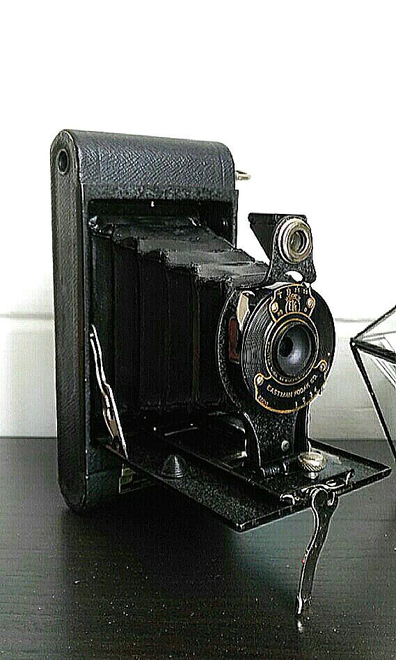 Eastman Kodak Folding Camera 120 Film