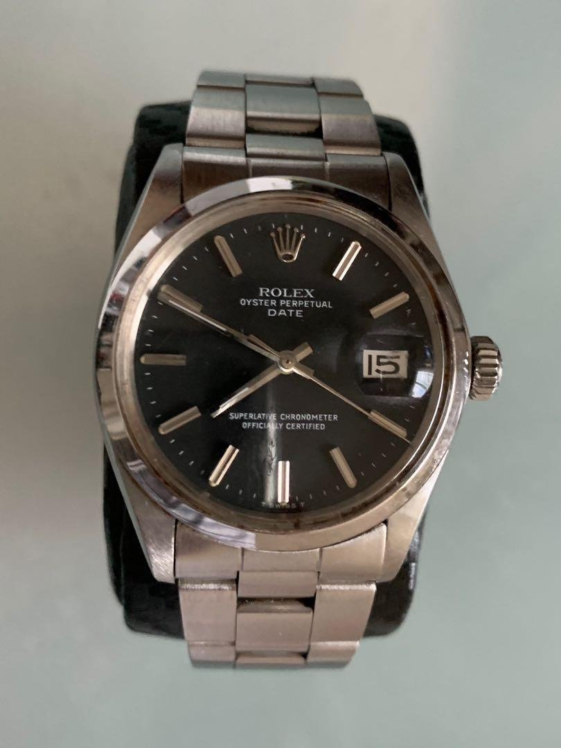 Antique Rolex Oyster Perpetual Watch