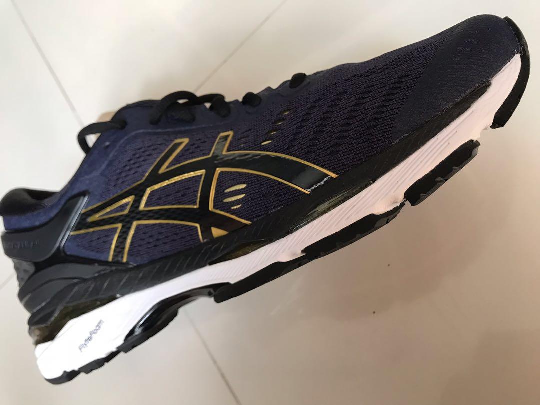 79057cd599af Asics Gel Kayano 24 Mens Running Shoe Size US9