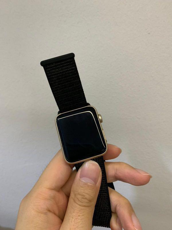 Beautiful Apple Watch Series 2 With Rose Gold Frame 42mm Electronics Others On Carousell