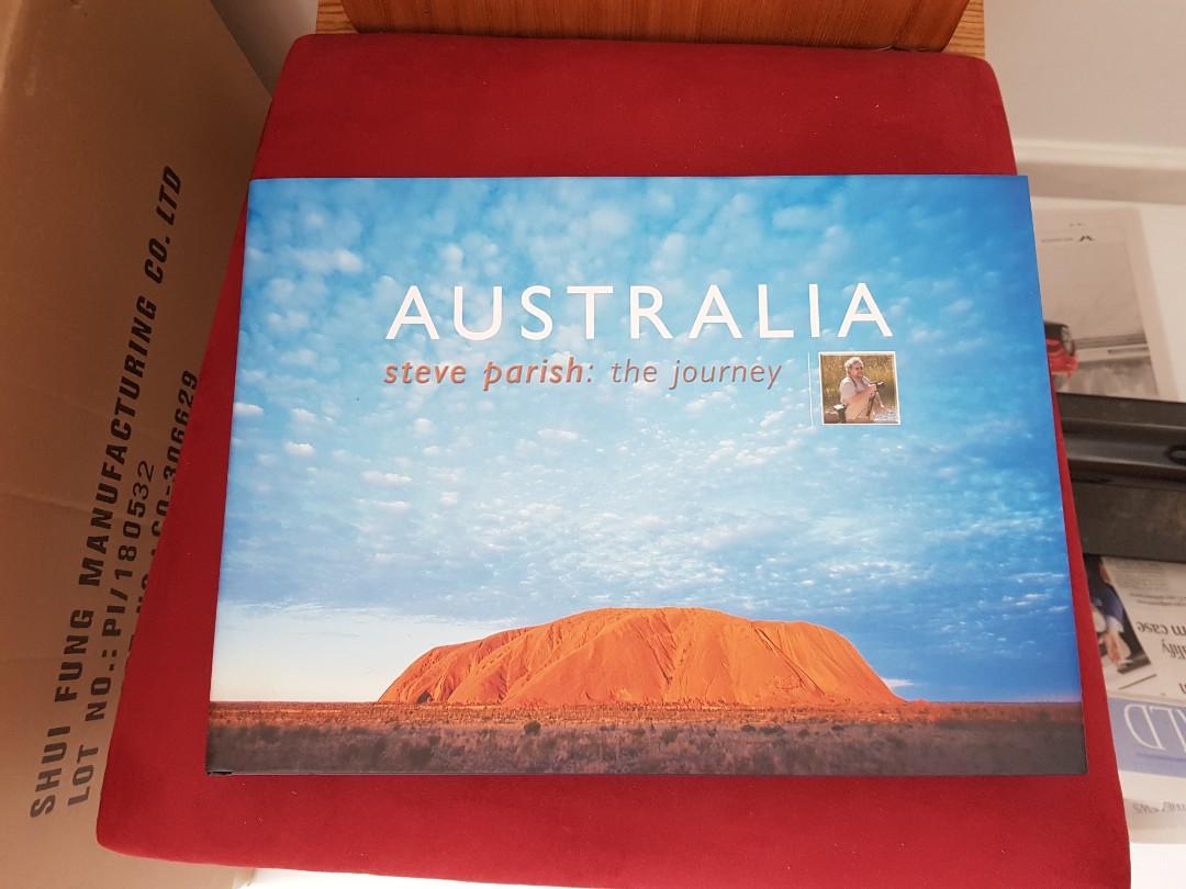 Beautiful Coffee Table Book On Australia Books Stationery Non