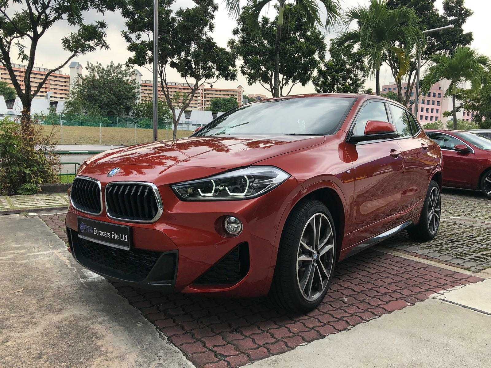 Bmw X2 Sdrive20i M Sport X A Cars Parallel Imports On Carousell