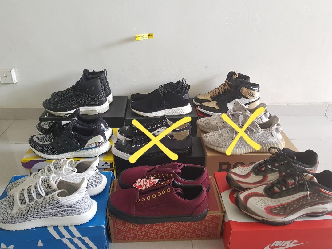 95943510b87 아이구Sneakers Clearance, Men's Fashion, Footwear, Sneakers on Carousell