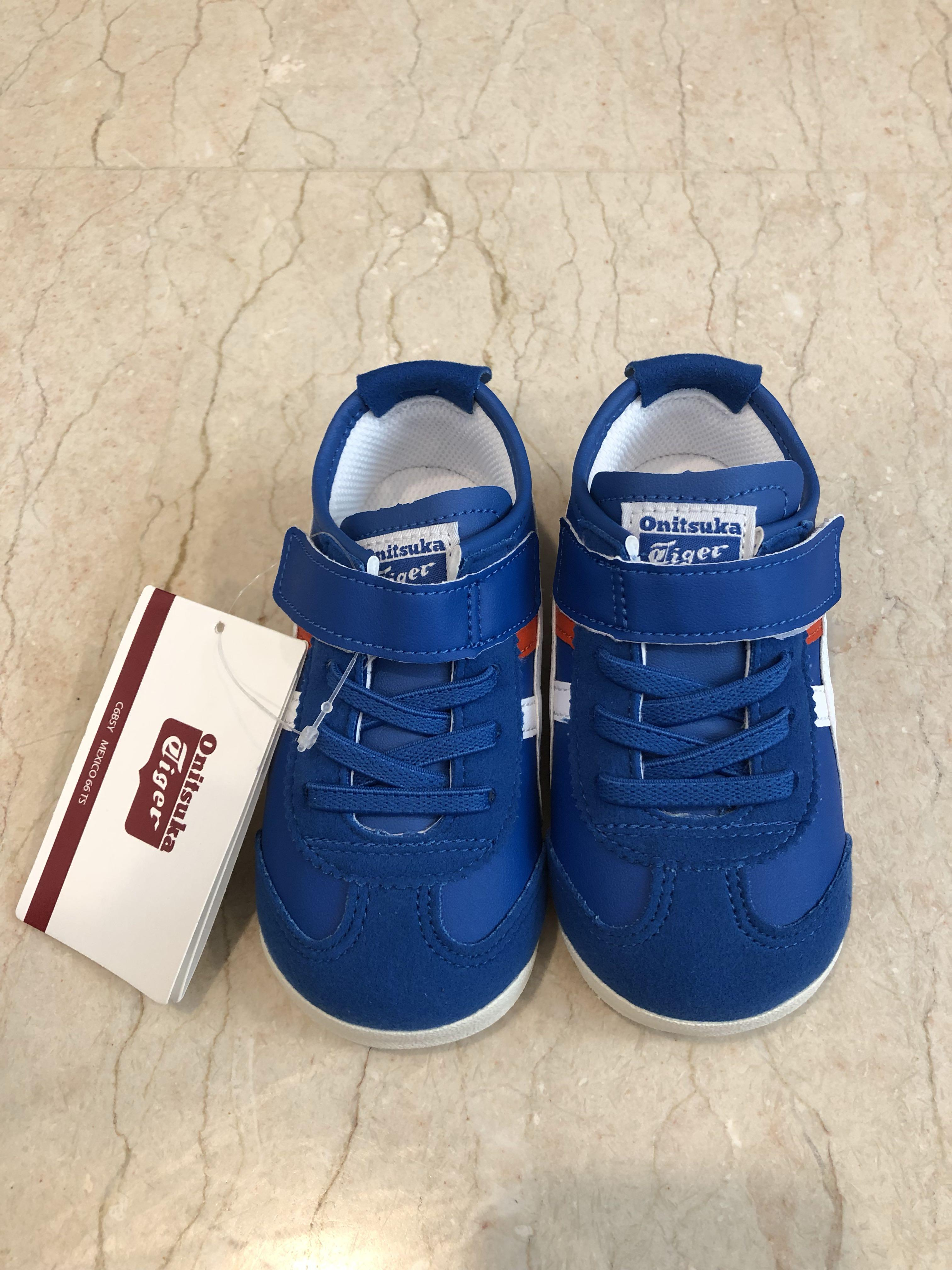 cheap for discount 73fbd ae6a3 Brand New Onitsuka Tiger Mexico 66TS Toddler Shoes, Babies ...